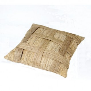 Natural Silk Cushion Cover